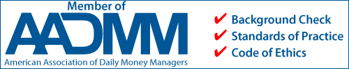 AADMM 2021 Button Sensible Daily Money Managers